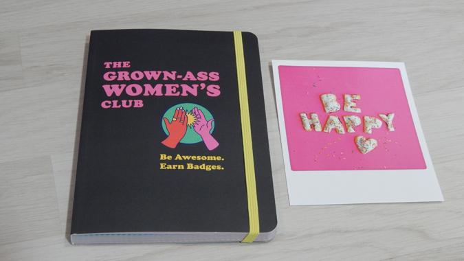 the grown-ass women's club review