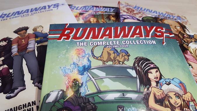 runaways comics