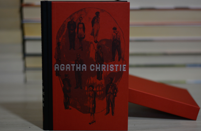 And Then There Were None by Agatha Christie from Folio Society