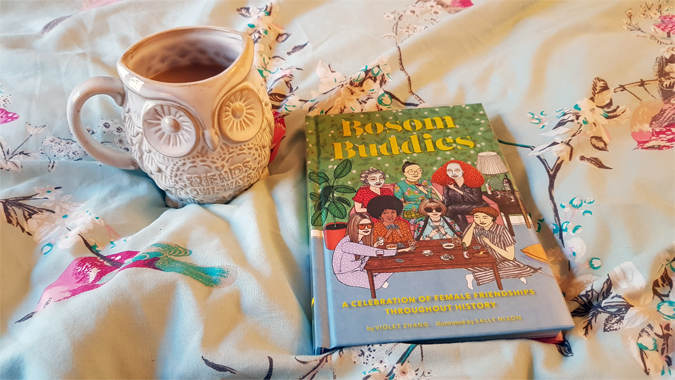Bosom Buddies by Violet Zhang and Sally Nixon