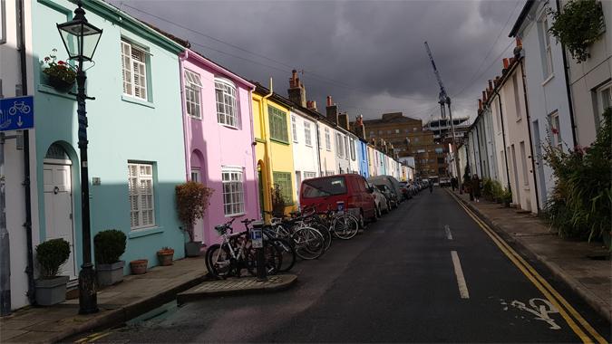 Exploring Brighton