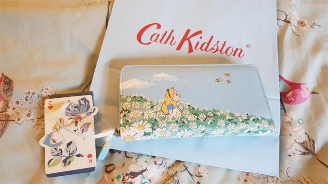 Cath Kidston Alice purse