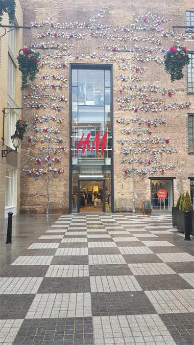 12 hours in London - Covent Garden