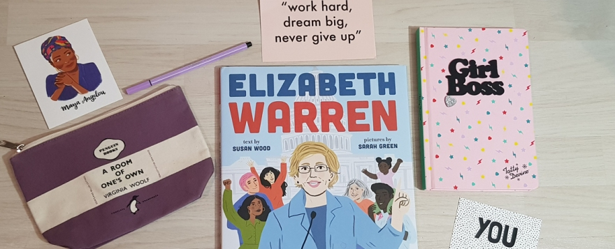 Nevertheless, She Persisted (Elizabeth Warren) by Susan Wood and Sarah Green