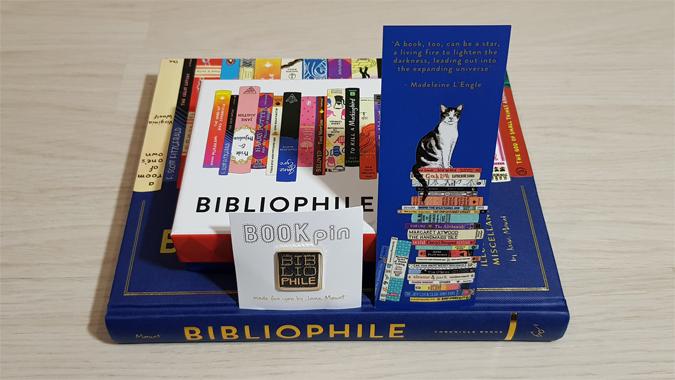 Bibliophile merchandise