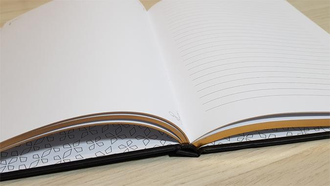 Calligraphuck hardback journal