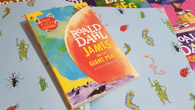 James and the Giant Peach - review