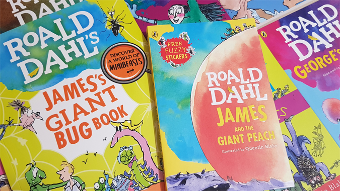 Roald Dahl Day 2018 - book review