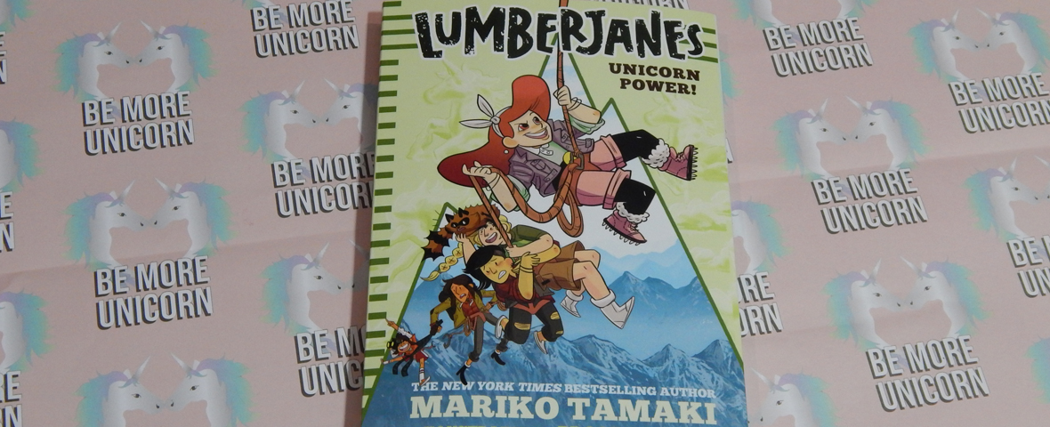lumberjanes #1 unicorn power review