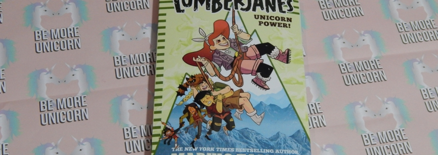 lumberjanes #1 unicorn power review