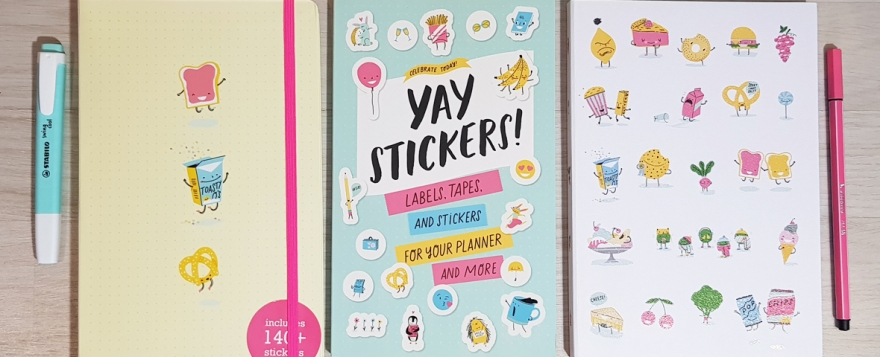 Celebrate Today stationery review