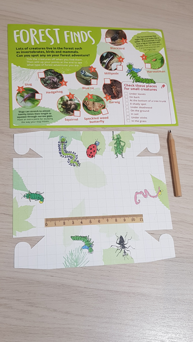 James and the Giant Peach Forest Adventure Kit review