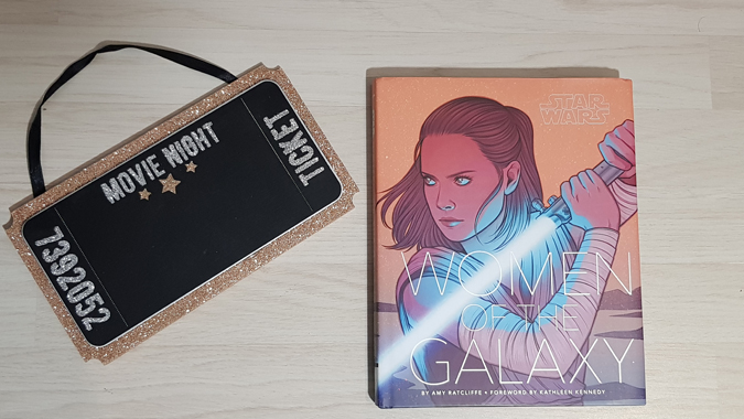 Star Wars: Women of the Galaxy book review