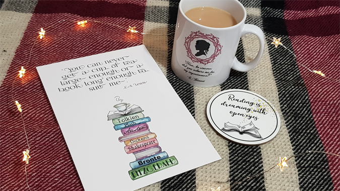 The Story Gift review - gifts for bookworms