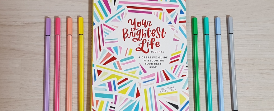 Your Brightest Life guided journal review