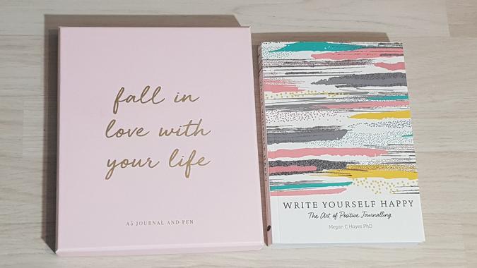 Journalling presents