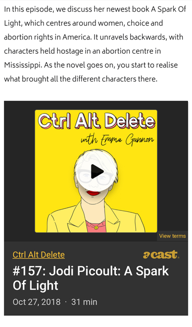 Ctrl Alt Delete podcast