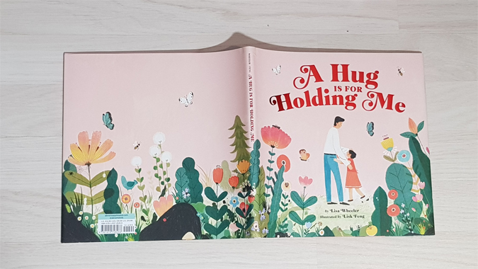 A Hug is for Folding Me book review