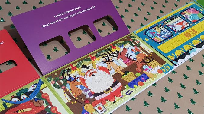 All Aboard the Christmas Train review