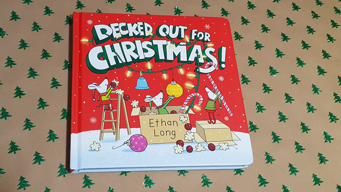 Decked Out for Christmas book review