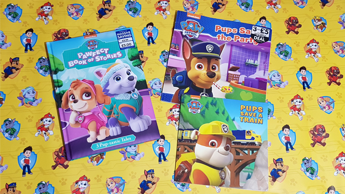 Paw Patrol book review