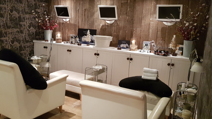 St Moritz Hotel - spa break review