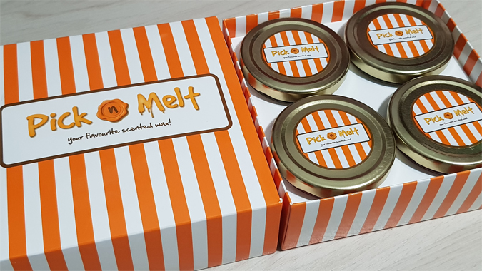 Pick N Melt scented candles review