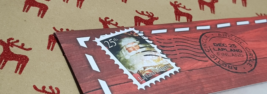 Personalised letter from Santa - Lapland Letters review