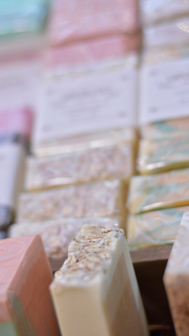 Etsy Made Local St Ives 2018 - Saponista's Artisan Soaps