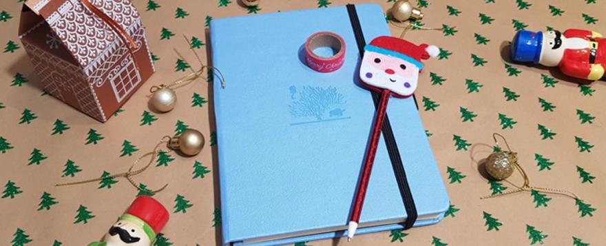 Dingbats* bullet journal - Christmas 2018