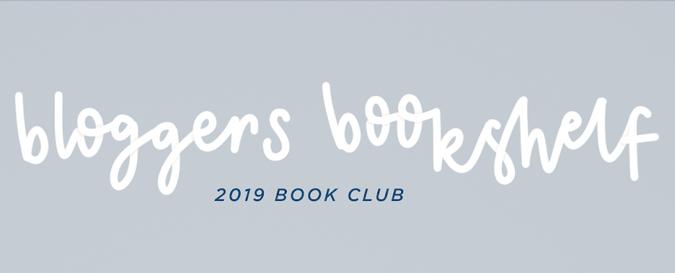 Blogger's Bookshelf 2019 challenge
