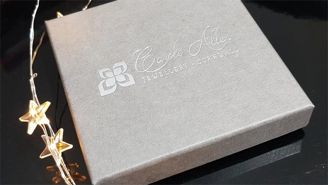 Mistletoe bracelet from Carole Allen Jewellery