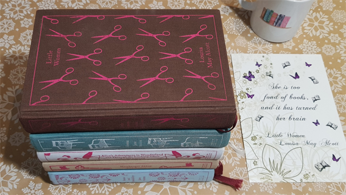 The Story Gift bookish goodies