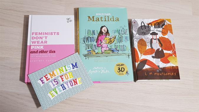 Christmas 2019 - bookish gifts