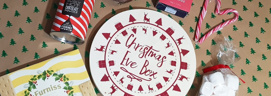 Christmas Eve box from Virginia Hayward
