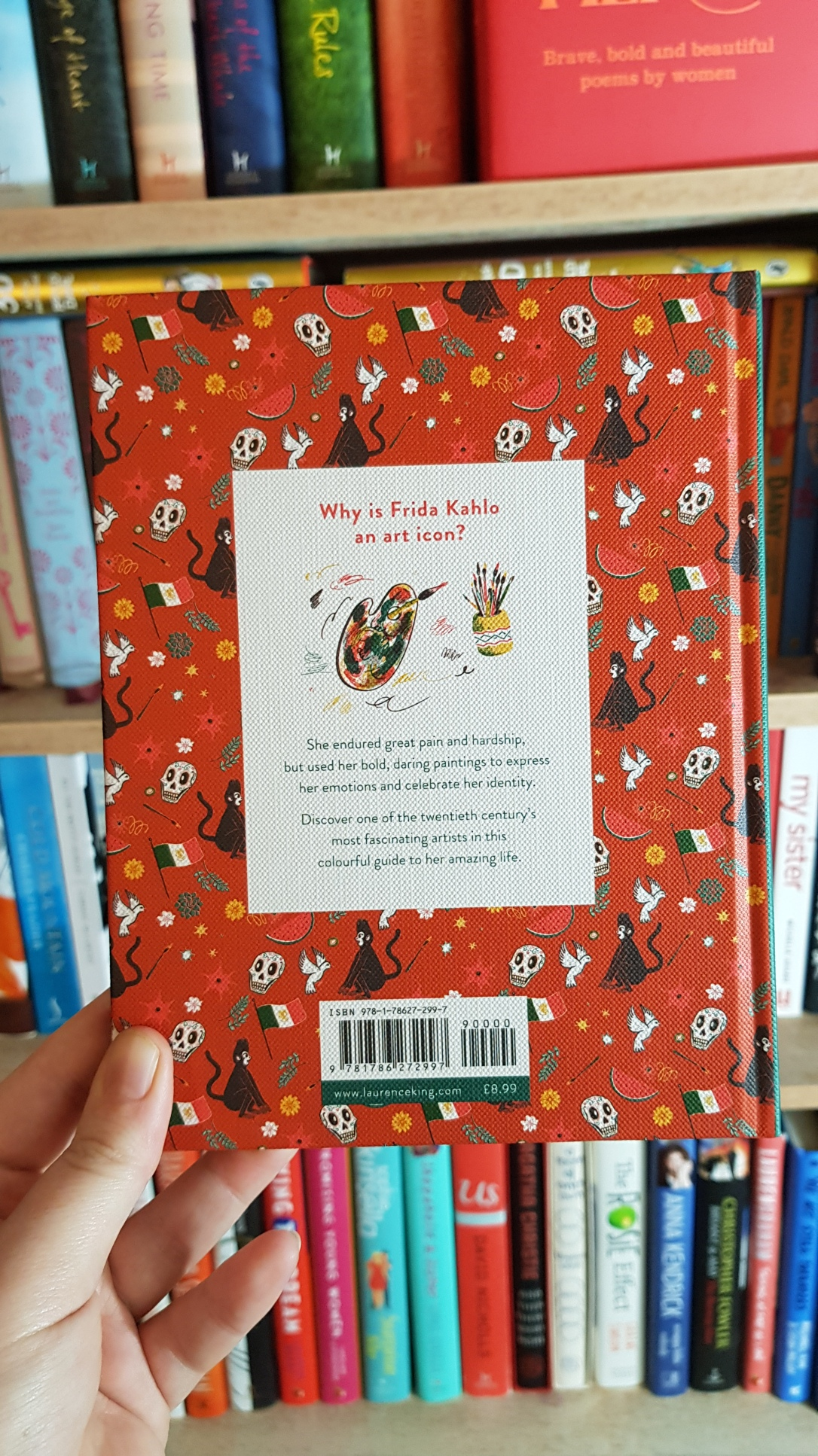Little Guides to Great Lives: Frida Kahlo - review