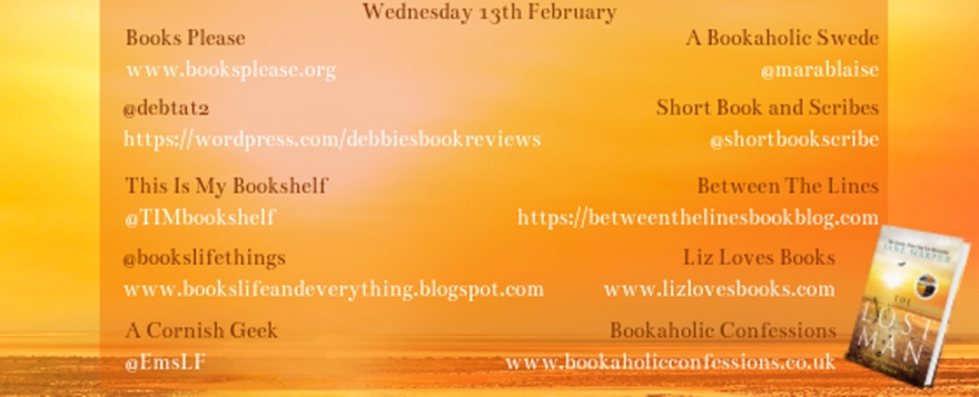 The Lost Man by Jane Harper - blog tour