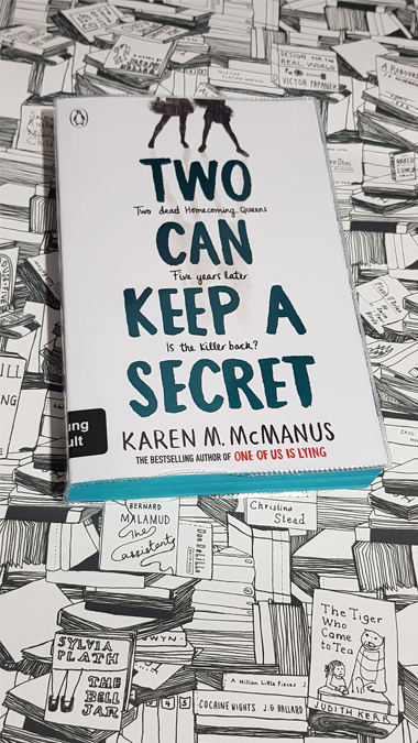 Two Can Keep a Secret - book review