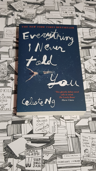 Everything I Never Told You - book review
