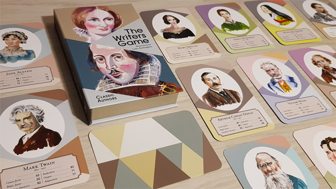 Games night for bookworms | A Cornish Geek