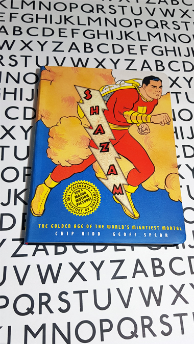 Shazam: The Golden Age of the World's Mightiest Mortal (book review)