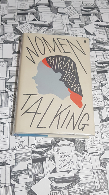 Women Talking by Miriam Toews