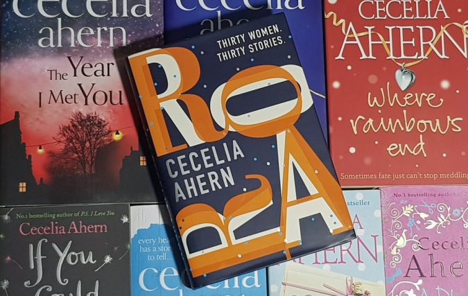 Roar by Cecelia Ahern