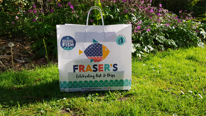 Frasers Fish & Chips
