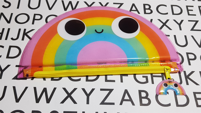 Kawaii stationery from Pango Productions
