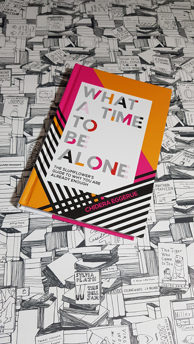 What a Time to be Alone - book review