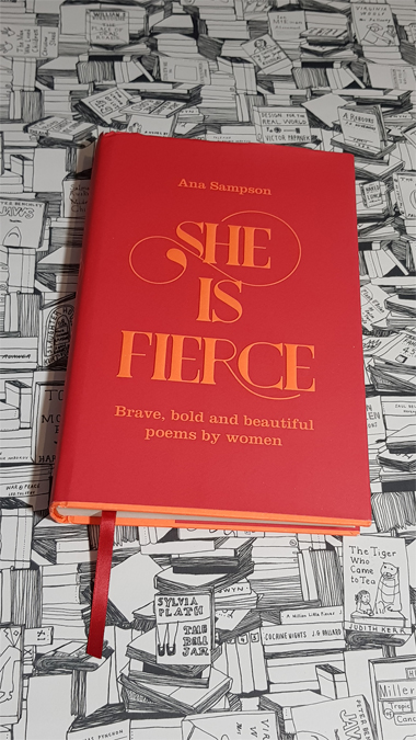 She is Fierce: Bold and Beautiful Poems by Women - book review