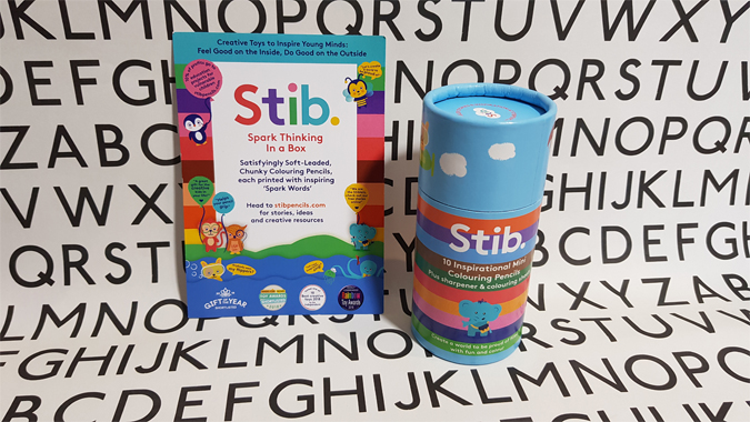 Stib pencils review