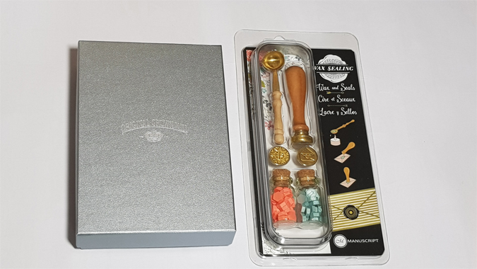 Letter writing set from Executive Pens Direct
