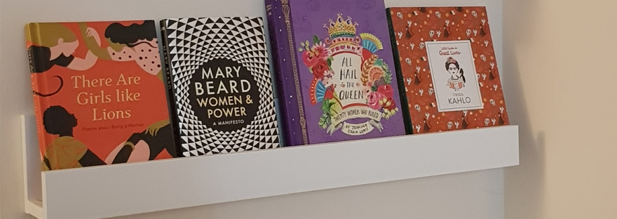 More books for feminists of all ages